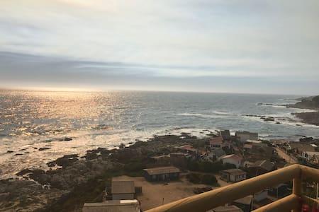 Departamento excelente vista mar - El Tabo - Lägenhet