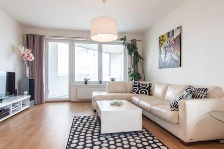 Spacious brand new appartment