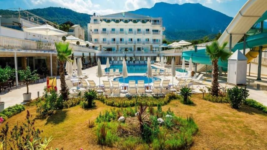 MAYA WORLD IMPERIAL STANDART ROOM-ALL INCLUSIVE