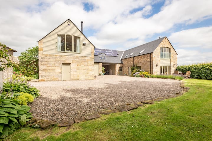 The Bothy; new barn conversion near St Andrews