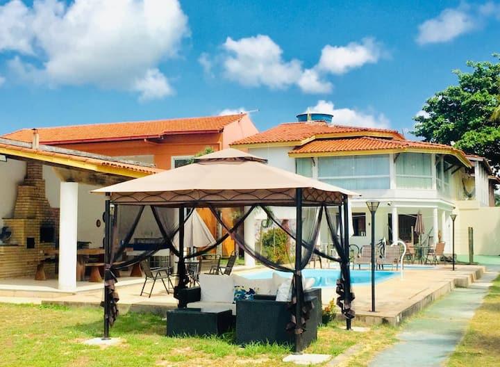 Casa Beira de praia - Cacha Pregos