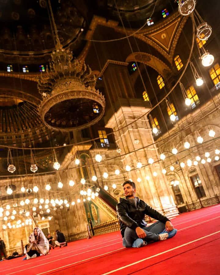 Mohamed Ali mosuqe