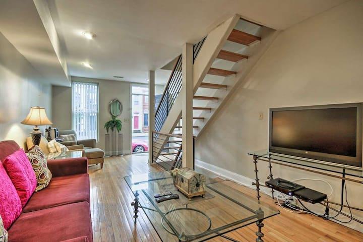 Fantastic Canton Home/Johns Hopkins/Bay View.
