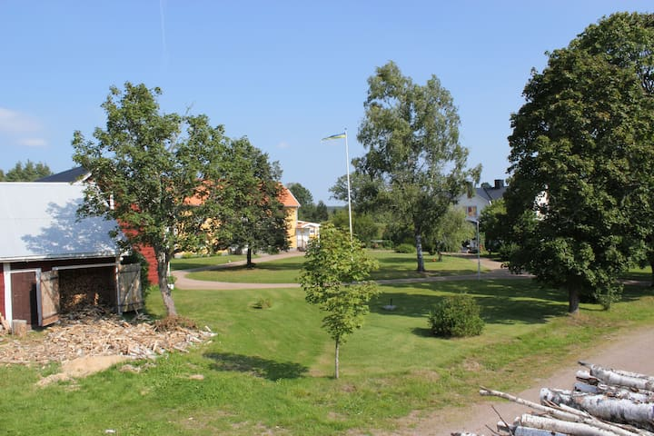 Bo på landet i Astrid Lindgrens Vimmerby - Rumskulla - Talo