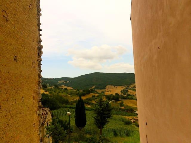 La casa nell'antico borgo - Limosano - House