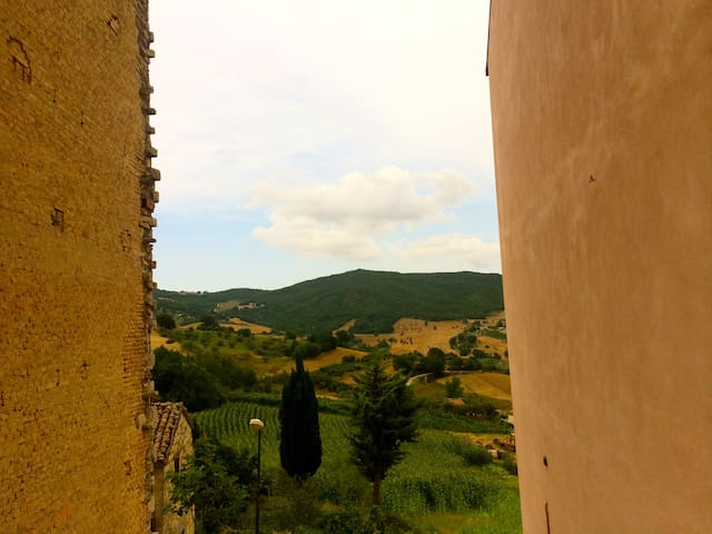 La casa nell'antico borgo - Limosano - Huis
