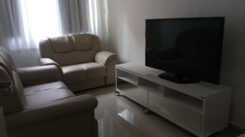 Campo Grande, RJ - próx. Praia - apartamento