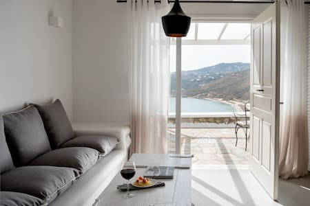 COVA MYKONOS - HONEYMOON SUITE - Daire