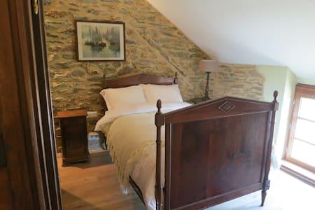 La Ressource, Moulin de la Fosse, chambre Pure - Saint-Désiré - Bed & Breakfast