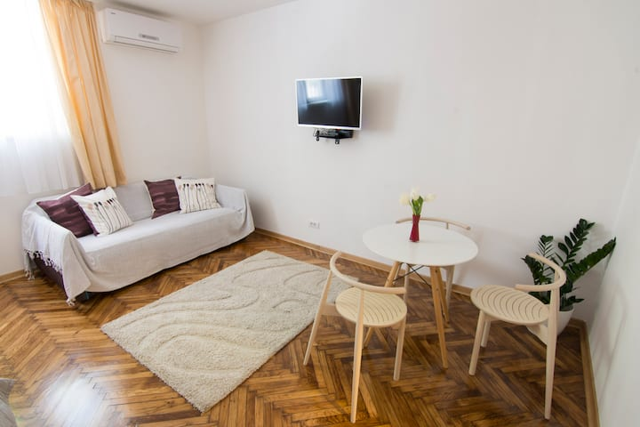 Modern and fully renovated apartment in the center