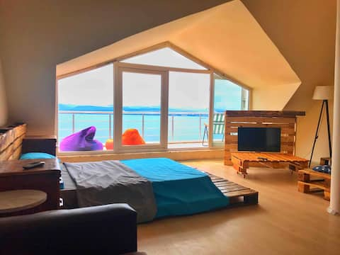 Duplex Summer with Fabulous Sea and Sinop View