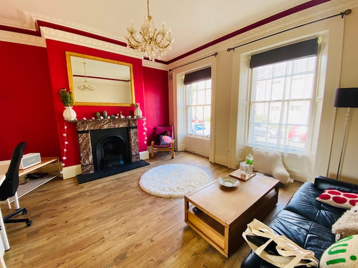 Stunning Double Room in City Center