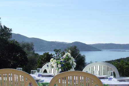 Rez de villa vue mer 2 min plage - Pietrosella - Квартира