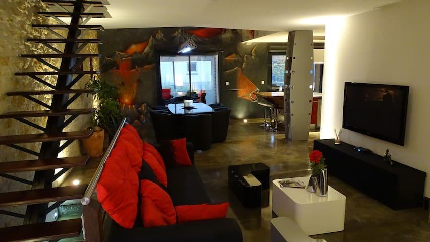 Maison design au calme - Marieulles - Haus