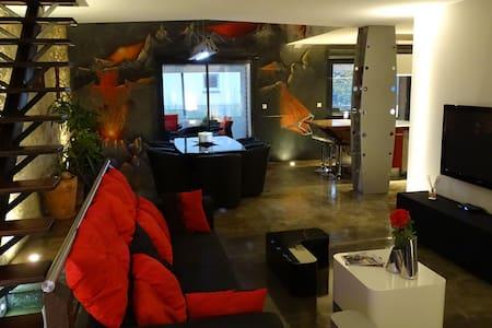 Maison design au calme - Marieulles - Rumah