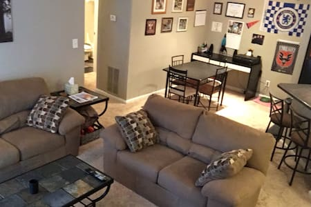 Private 1BR / 1BA Apt. in Buckhead - Atlanta