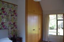 Spacious, sunny bedroom