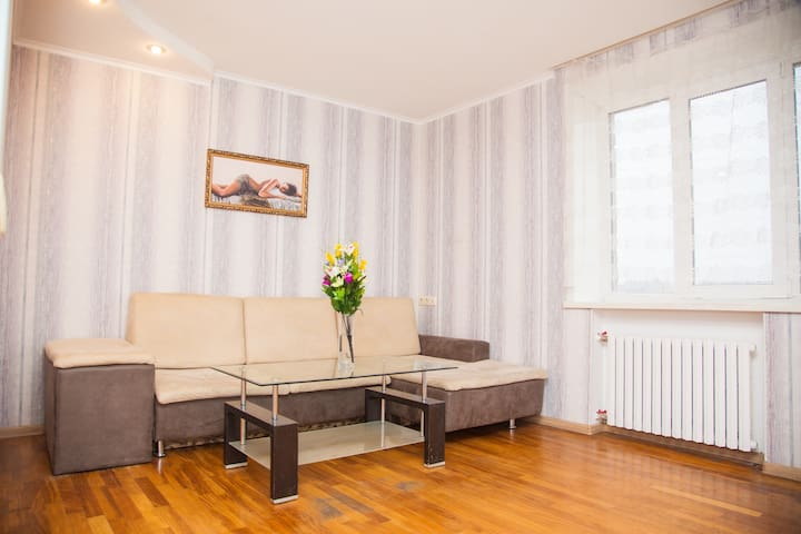 2Rooms semi-luxury Apt on Shkilna St, 1А