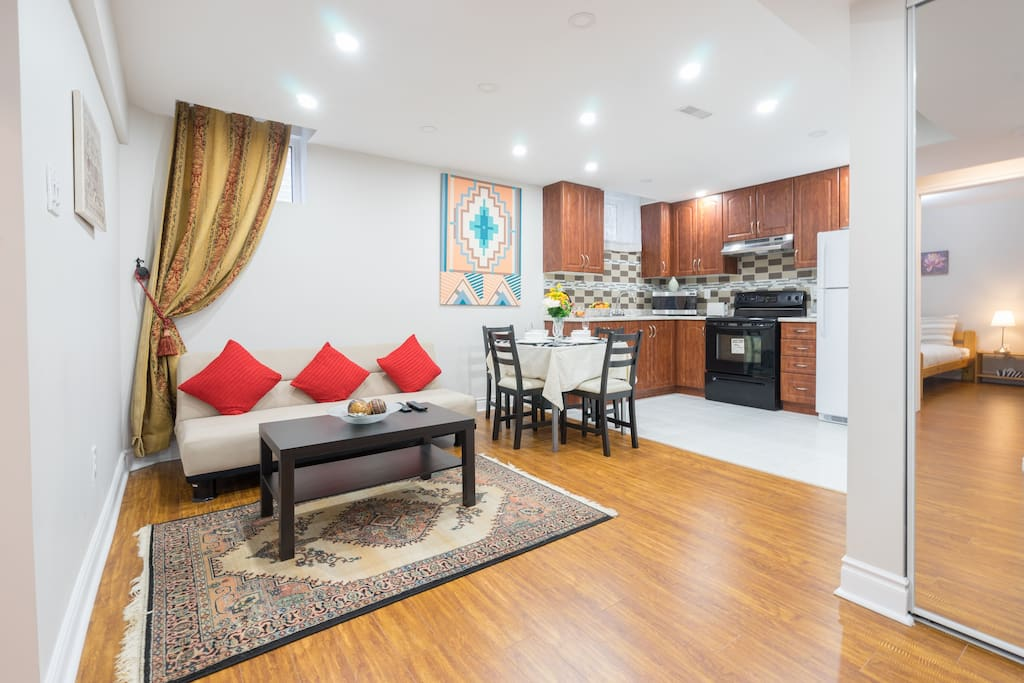 Clean Beautiful Modern 2 Bedroom Apartment Apartments