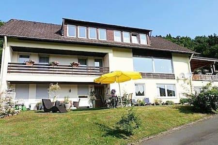 Der Eifeler Sonnenhof - Dorfblick - Birresborn - Apartamento