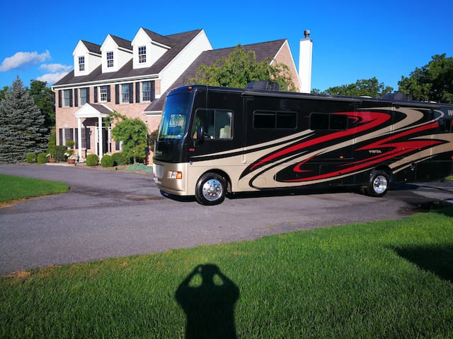 RV For Rent-NY Giants/NY Jets Home Games