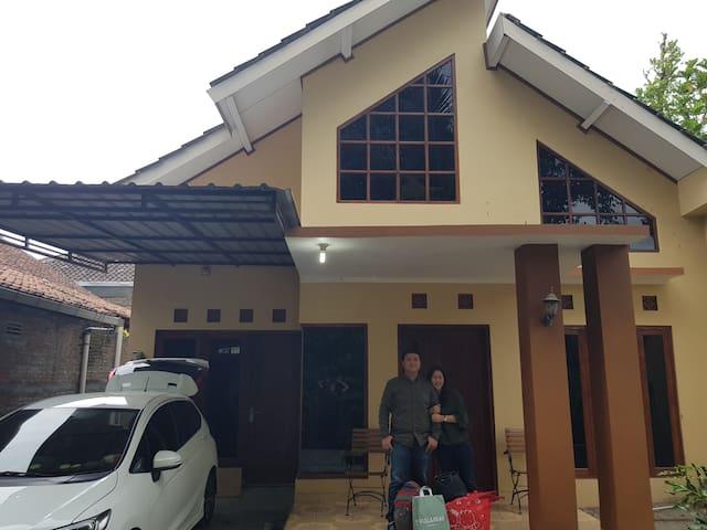 Jalimbar homestay / guesthouse yogyakarta