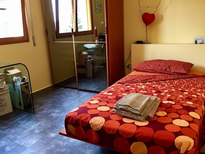 S.P. Flat single room