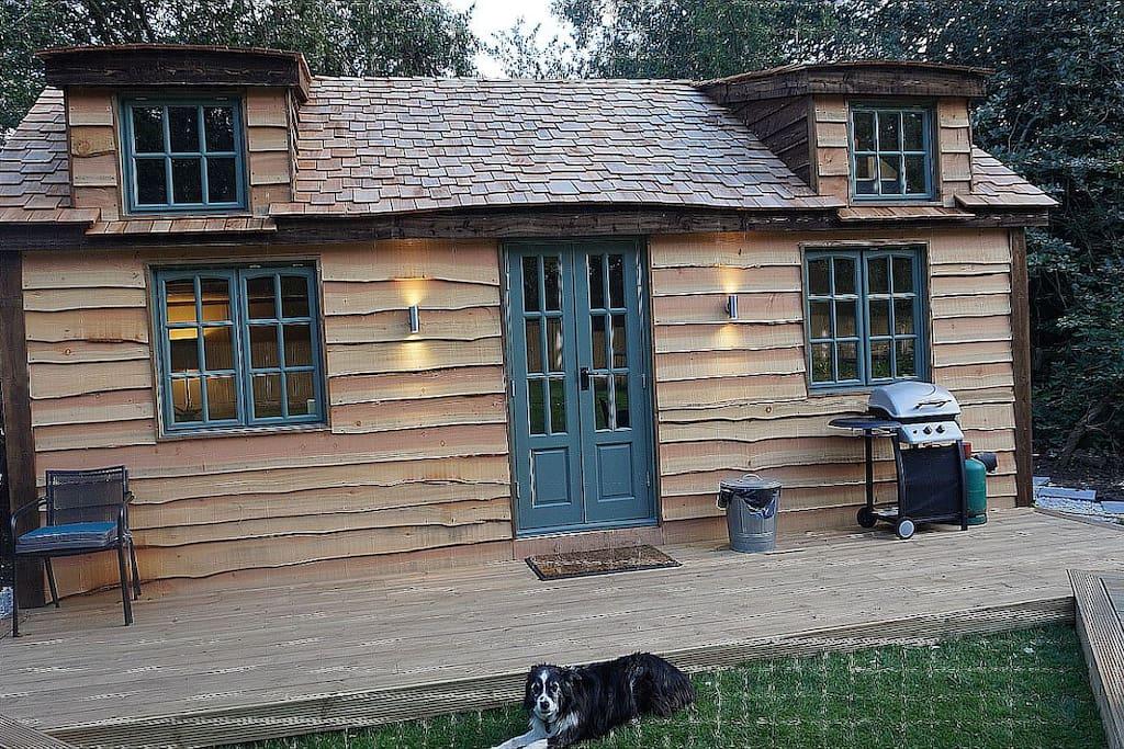 the secret cottage westerham kleine h user zur miete in westerham england vereinigtes. Black Bedroom Furniture Sets. Home Design Ideas