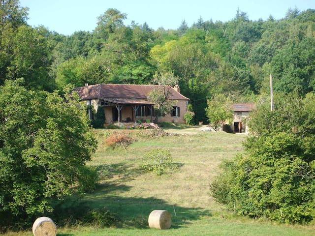 Picaresque hillside farmhouse - Siorac-en-Périgord - 獨棟