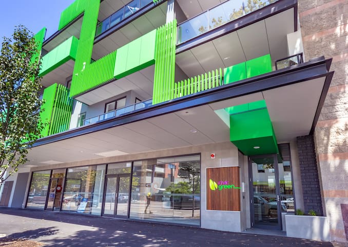 Civic Green Apartments - Two Bedroom Apartment