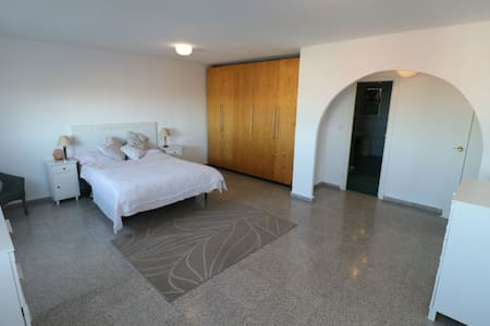 Large family room with ensuite - San Miguel de Salinas - 公寓
