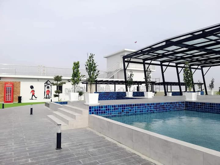 The Venue Ma Maiosn Homestay  Sitiawan Manjung