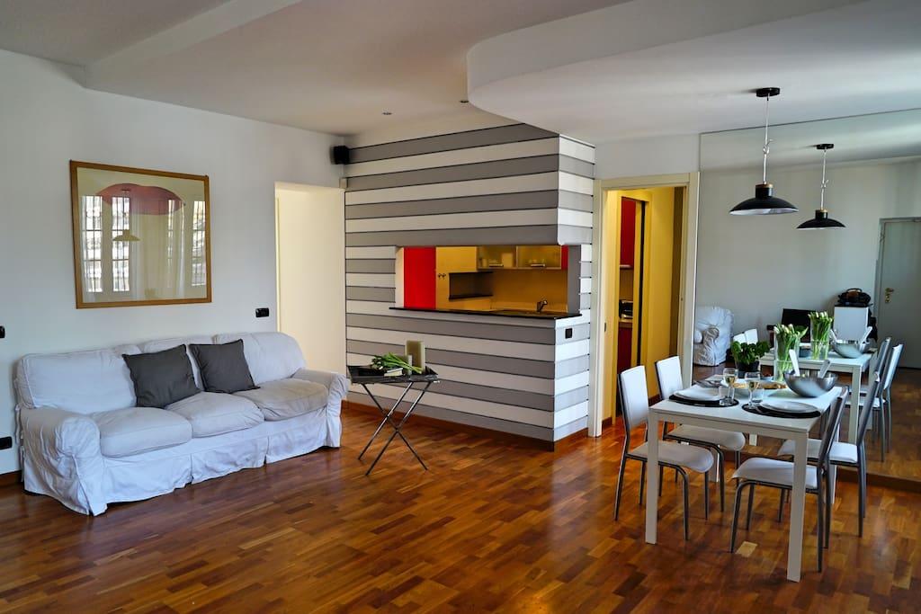 fantastic milano corso como garibaldi wohnungen zur miete in mailand lombardia italien. Black Bedroom Furniture Sets. Home Design Ideas
