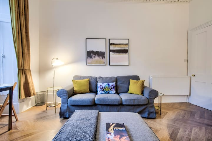 Modern, Chic 2bed Apt. on Byres Road