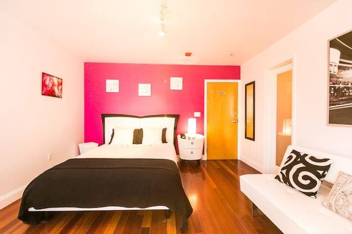 Colorful and Modern Decoration