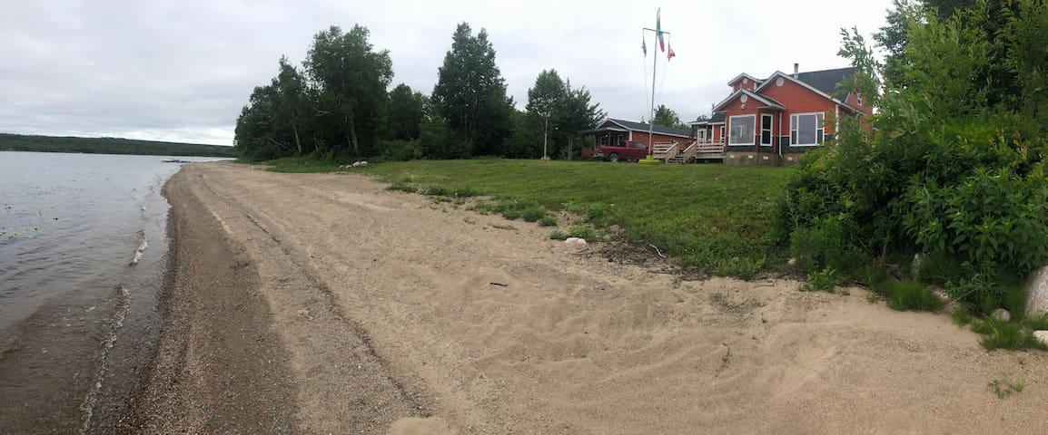 Farmers cove gambo pond!