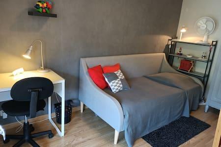 Chambre dans maison au calme limite Grenoble
