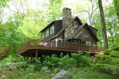 Charming Cabin 90 Minutes from NYC! - New Fairfield - Talo