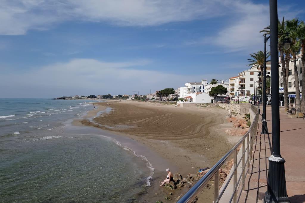 Playa del Cargador