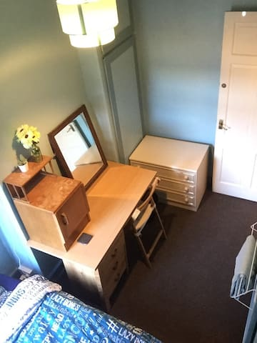 Single bedroom - Experienced host - Cardiff - Huis