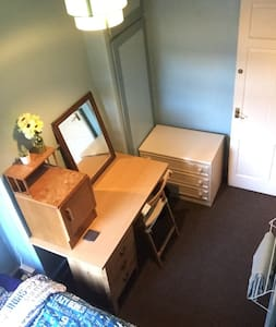 Single bedroom - Experienced host - Cardiff - Dům