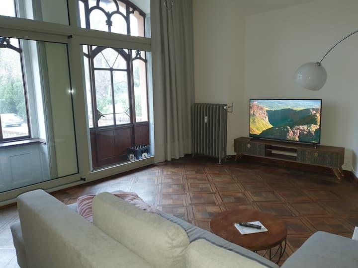 Gästewohnung  in der Thormann Villa