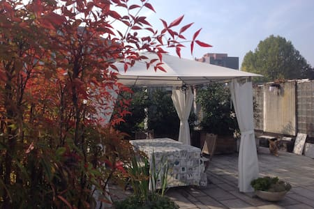 Villa with Terrace - Private Room - Milano - Villa