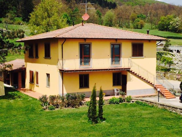 LA VIA DEGLI DEI - Firenzuola - Lägenhet