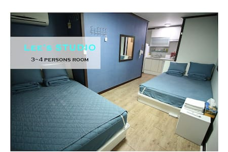 Lee's STUDIO- Myeongdong(3~4person) - Jung-gu