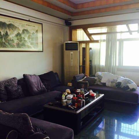 平民家庭的舒适二居 - Zhangzhou - Haus