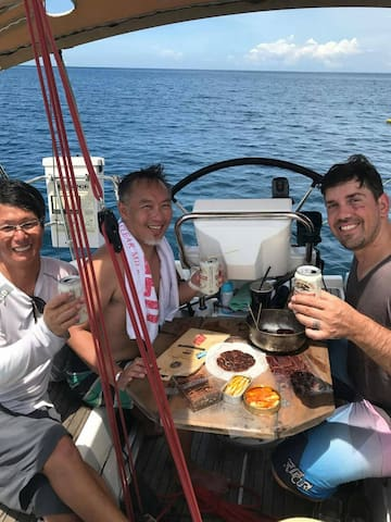 Go Sailing 去航海吧 帆船體驗