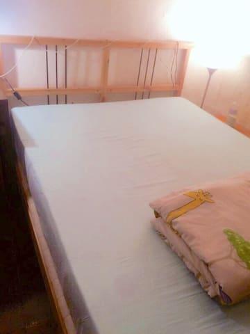 艾克斯市中心床位出租(仅限女生)