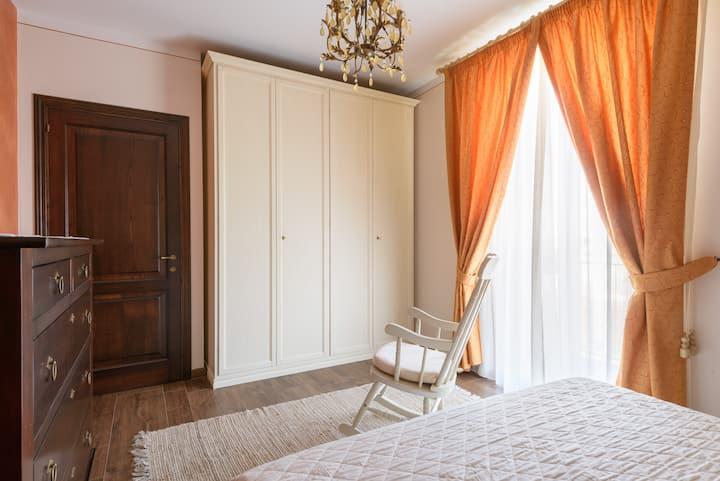 """""""Casa Elisa"""", casa con piscina ai piedi di Cortona"""