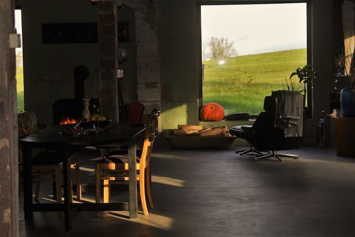 Dreamhouse with Sauna